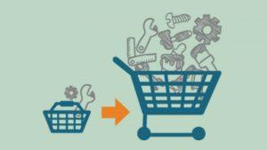 میانگین اندازه سبد خرید (Average Basket Size) چیست؟ | کاربرد و روش محاسبه