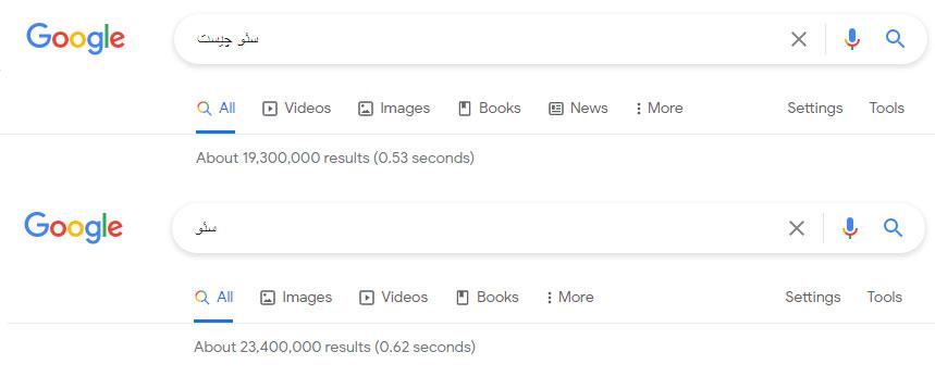سئو و سئو چیست در گوگل