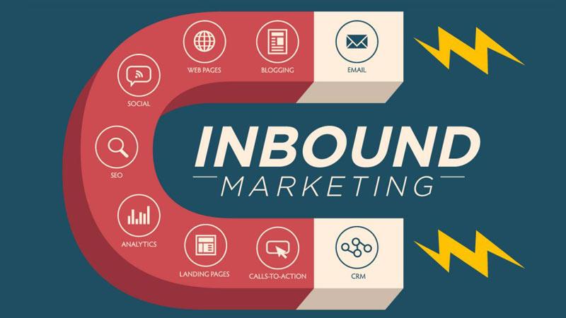 بازاریابی درونگرا (Inbound Marketing) چیست؟ | جذب مخاطب هدف با محتوای هدفمند