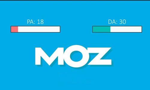رتبهبندی وبسایتها با ماز moz