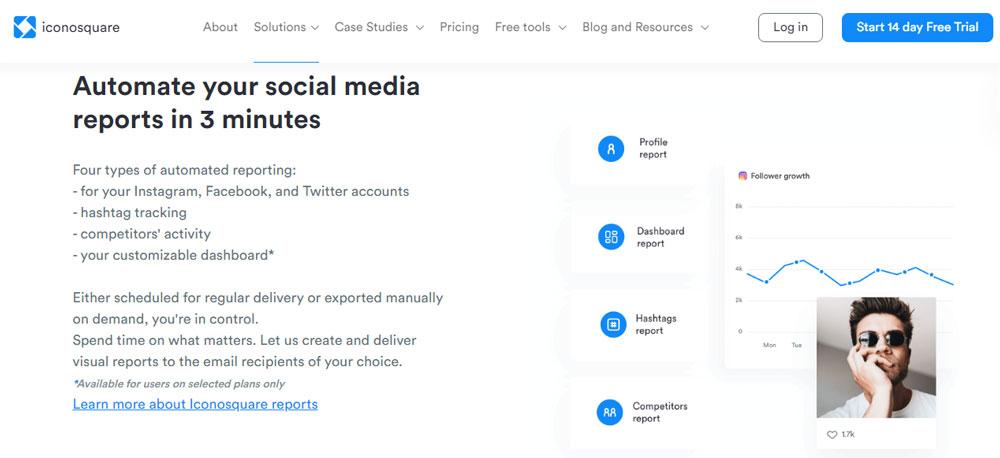 تحلیل شبکه های اجتماعی با iconosquare