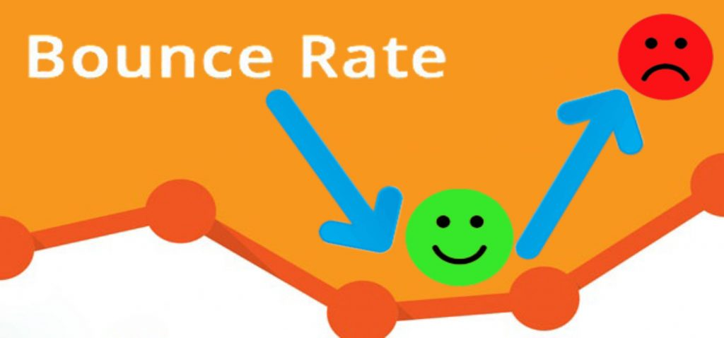 Bounce rate (نرخ پرش) کمش خوبه؟