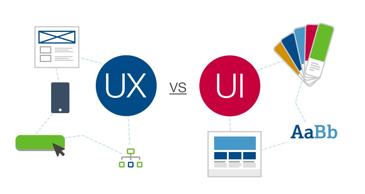 وظایف طراح UX و UI چیست؟