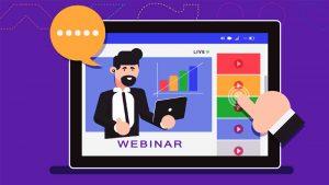 وبینار (Webinar) چیست؟ | کاربرد و مزایای وبینار + راهکارها و ابزارها