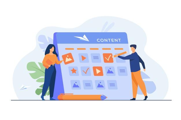 تقویم محتوایی در بازاریابی اینستاگرام