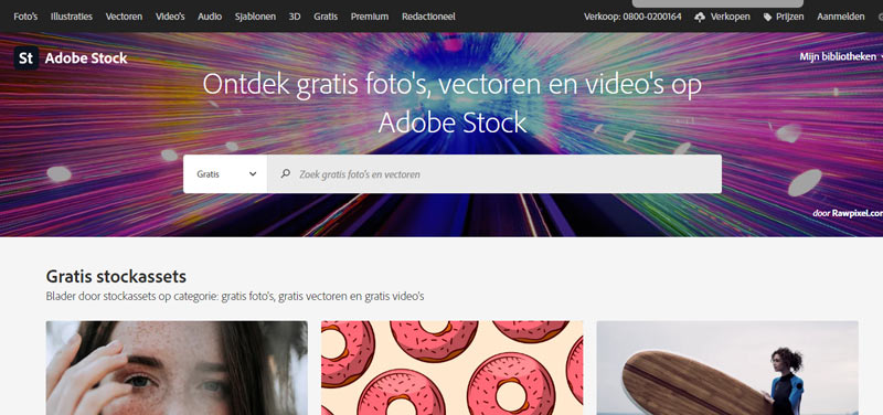 Adobe Stock Free Collection