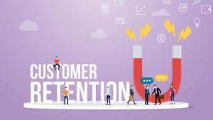 استراتژیهای حفظ مشتری (کاستومر ریتنشن) + شروع برنامه نگهداشت مشتری
