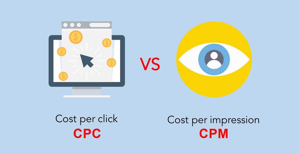 تفاوت cpm با cpc
